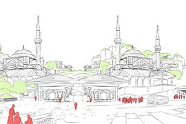Üsküdar Shore and Square Project Workshop
